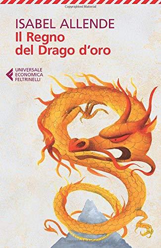 9788807886355: Il Regno del Drago d'oro
