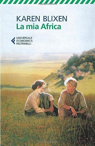 9788807886393: La mia Africa