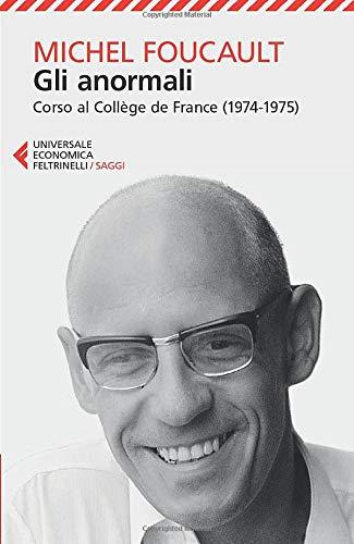 9788807889462: Gli anormali. Corso al Collège de France (1974-1975)