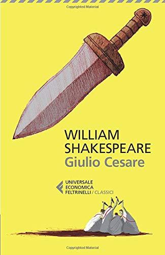 9788807900839: Giulio Cesare. Testo inglese a fronte
