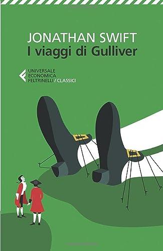 9788807901416: I viaggi di Gulliver