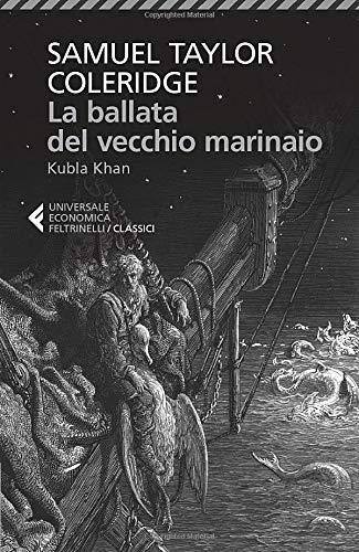 9788807901737: La ballata del vecchio marinaio-Kubla Khan. Testo inglese a fronte