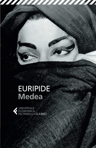 9788807901768: Medea. Testo greco a fronte