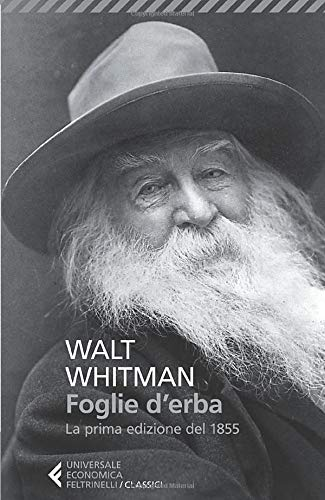 9788807901829: WALT WHITMAN - FOGLIE DERBA -