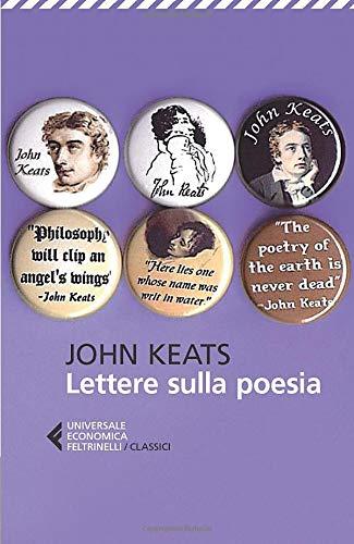 Lettere sulla poesia: John Keats