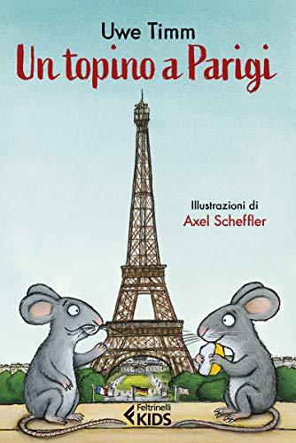 9788807923265: Un topino a Parigi
