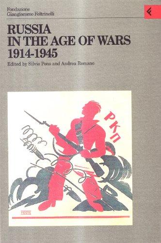 9788807990557: Russia in the age of wars, 1914-1945 (Annali)