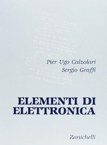 9788808001283: Elementi di elettronica