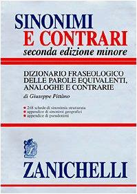 Sinonimi e Contrari: Pittano, Giuseppe
