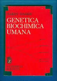 9788808013040: Genetica biochimica umana