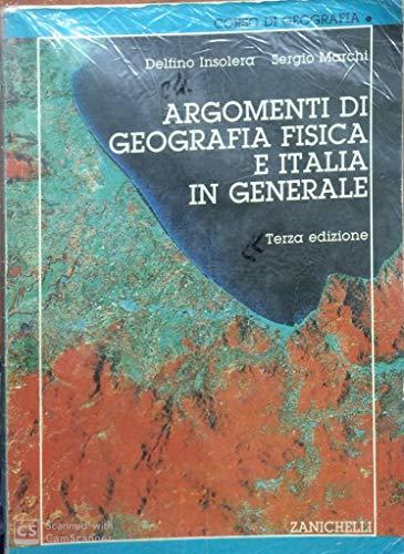 Corso di geografia. Argomenti di geografia fisica: Corso di geografia.