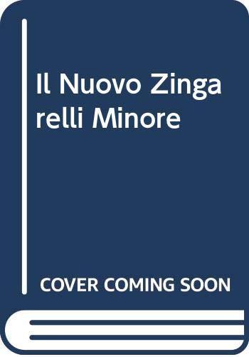 9788808021526: Il Nuovo Zingarelli Minore