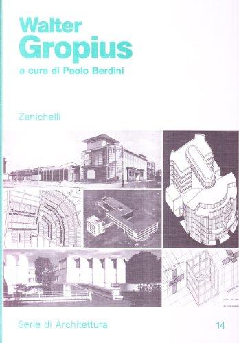 9788808035820: Walter Gropius