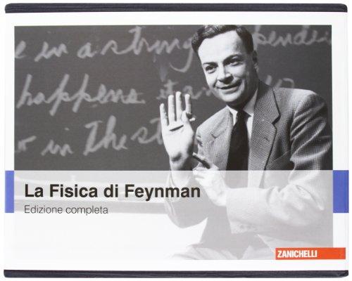 La fisica di Feynman. Cofanetto. Ediz. italiana e inglese (8808042979) by Richard P. Feynman
