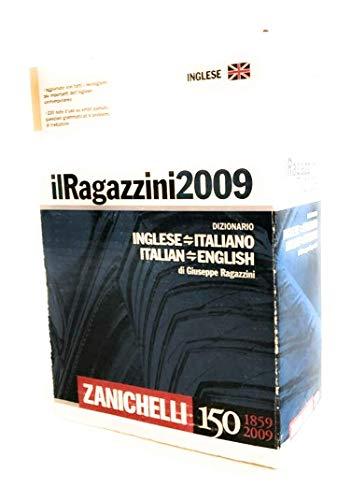 9788808050090: Il Ragazzini Dizionario Inglese-Italiano / Italiano-Inglese 2009