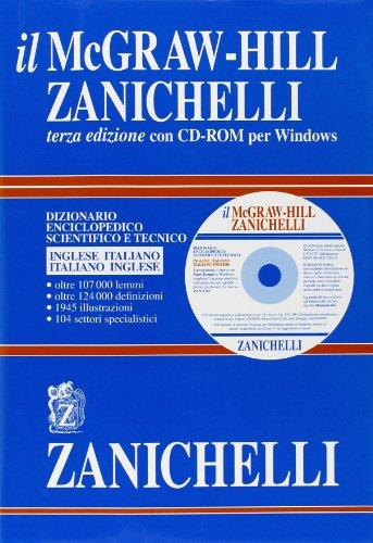 Il McGraw-Hill Zanichelli. Dizionario enciclopedico scientifico e
