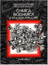 9788808075239: Chimica, biochimica e biologia applicata