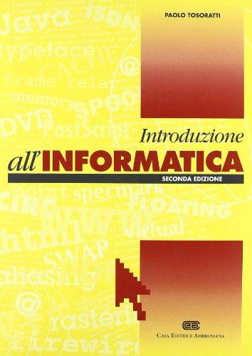 9788808080837: Introduzione all'informatica
