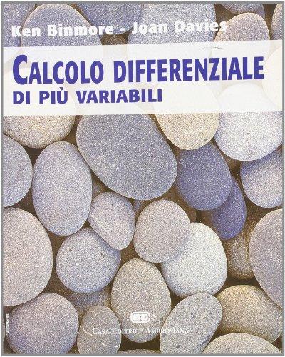 9788808087010: Calcolo differenziale di più variabili