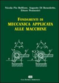 9788808087430: Fondamenti di meccanica applicata alle macchine