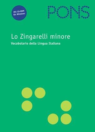 Zingarelli Minore - Vocabolario Della Lingua Italiana: Zingarelli, Nicola