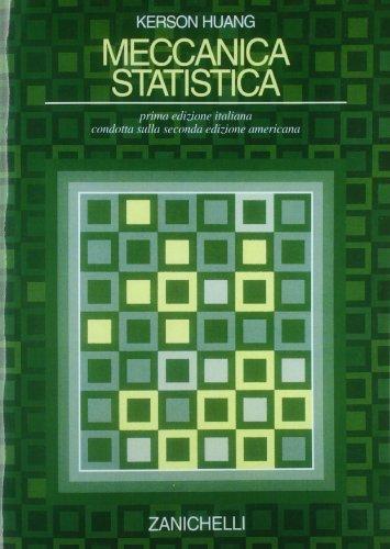 9788808091529: Meccanica statistica