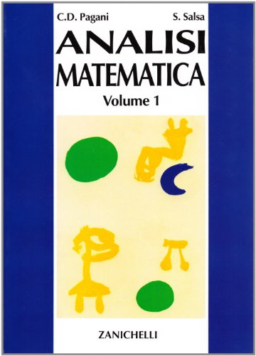 9788808092595: Analisi matematica vol. 1