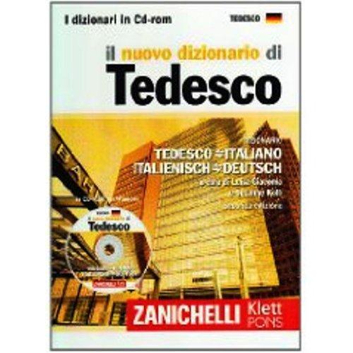 9788808100771: Il nuovo dizionario di tedesco. Dizionario tedesco-italiano, italiano-tedesco. CD-ROM (Italian Edition)