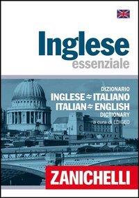 9788808103208: Inglese compatto. Dizionario inglese-italiano, italiano-inglese