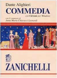 Commedia. Con CD-ROM: Dante Alighieri
