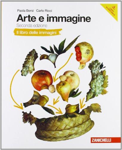 9788808110091: Arte e immagine. Il libro delle immagini. Per la Scuola media. Con espansione online