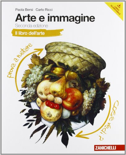 9788808110114: Arte e immagine. Il libro dell'arte. Con espansione online. Per la Scuola media