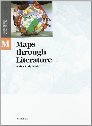 9788808116055: LIT & LAB. A History and Anthology of English and American Literature with Laboratories. Maps through Literature with a Study Guide. Per le Scuole superiori