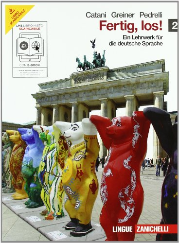 9788808128614: Fertig, los. Per le Scuole superiori! Con CD-ROM. Con espansione online (Vol. 2)