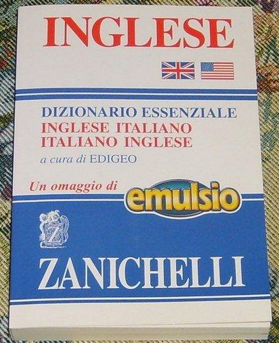 9788808135223: Dizionario essenziale inglese-italiano, italiano-inglese