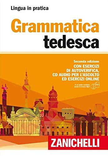 9788808136657: Grammatica tedesca. Con esercizi di autoverifica. Con CD Audio formato MP3