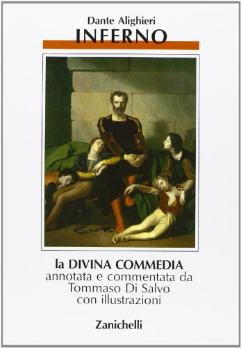 9788808142849: La Divina Commedia vol. 1 - Inferno