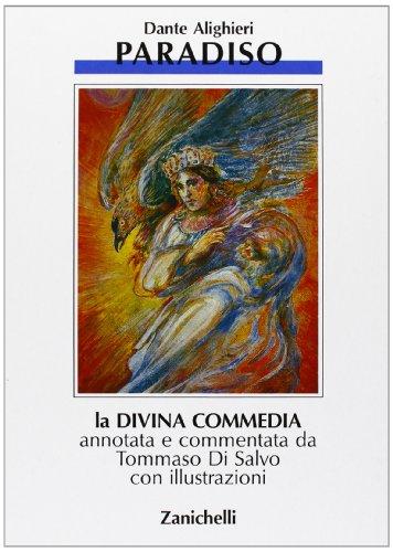 9788808142887: La Divina Commedia. Paradiso (Vol. 3)