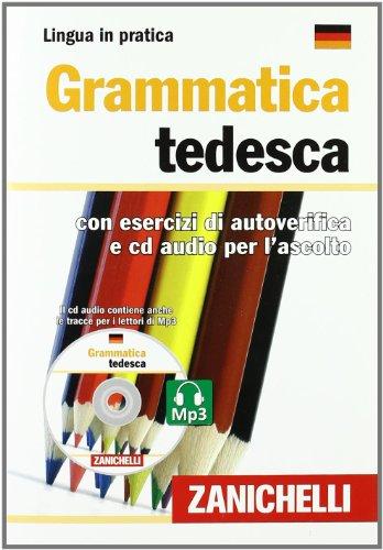 9788808146120: Grammatica tedesca. Con esercizi di autoverifica. Con CD Audio formato MP3
