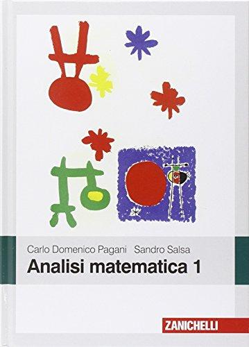 9788808151339: Analisi matematica 1