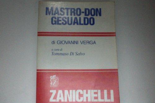 9788808152961: Mastro don Gesualdo