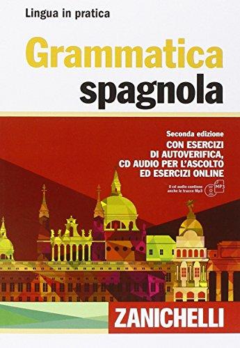 9788808162465: Grammatica spagnola. Con esercizi di autoverifica. Con CD Audio formato MP3