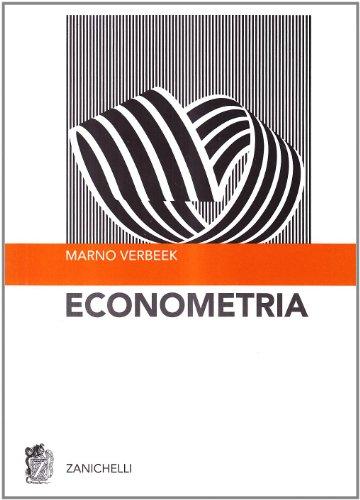 9788808170545: Econometria