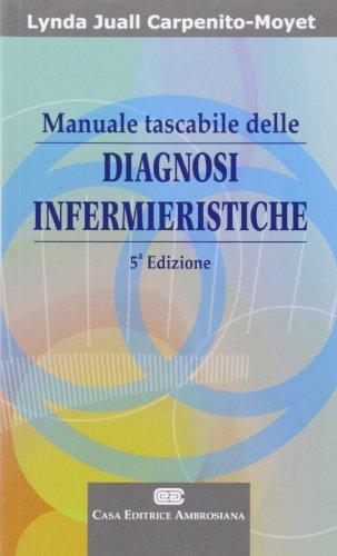 9788808186881: Manuale tascabile delle diagnosi infermieristiche