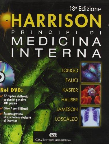 9788808187185: Harrison. Principi di medicina interna