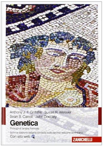 9788808198709: Genetica. Principi di analisi formale