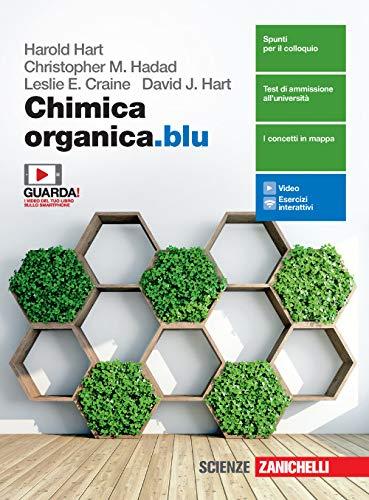 9788808220325: Chimica organica.blu. Per le Scuole superiori. Con e-book. Con espansione online
