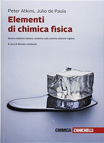 9788808220684: Elementi di chimica fisica. Con e-book