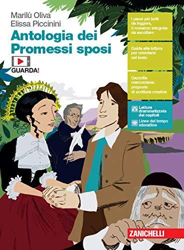 9788808220738: Antologia dei Promessi sposi. Con e-book. Con espansione online. Con Audio
