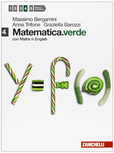 Matematica.verde 4 con Maths in English